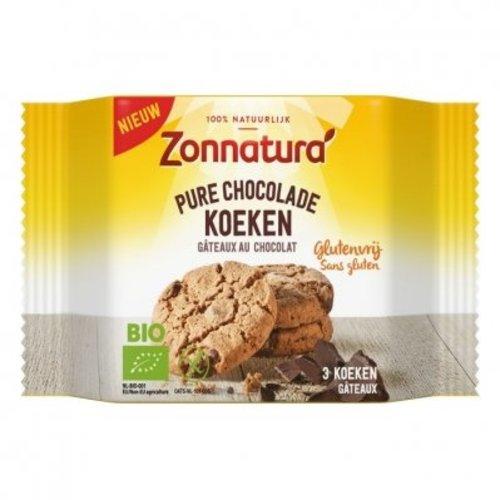 Zonnatura Pure Chocoladekoeken Biologisch