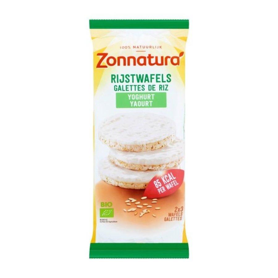Rijstwafels Yoghurt Biologisch