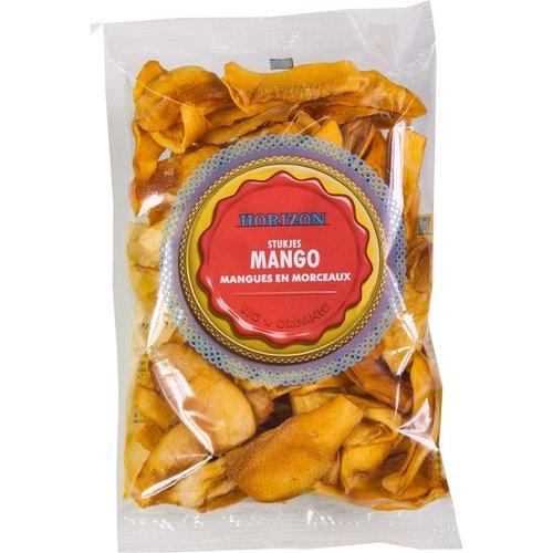 Horizon Mango Gedroogd Biologisch 250g