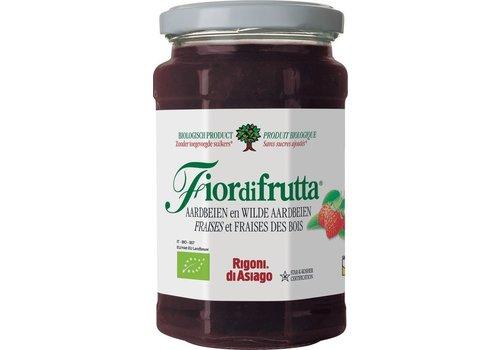 Fiordifrutta Aardbeien Fruitbeleg Biologisch