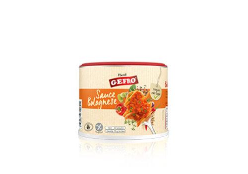 Gefro Pastasaus Bolognese Vegan