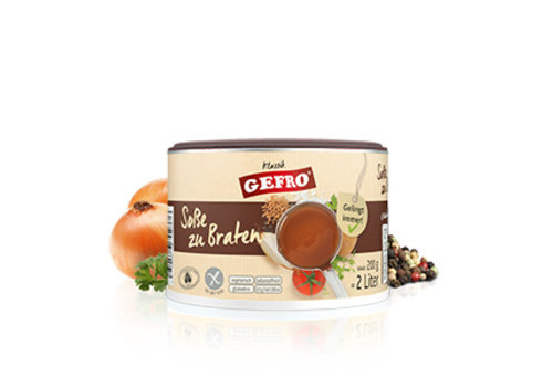 Gefro Jus (Braadsaus)
