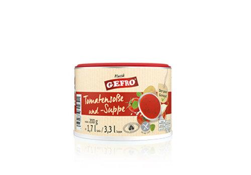Gefro Tomatensaus & Tomatensoep