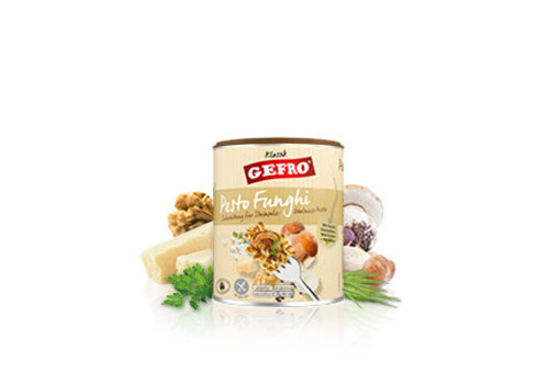 Gefro Pesto Funghi