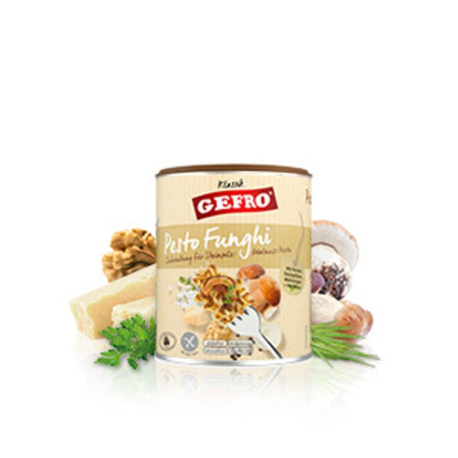 Pesto Funghi