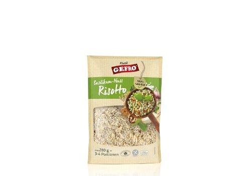 Gefro Basilicum-Noten Risotto