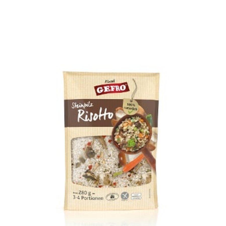 Eekhoorntjesbrood Risotto