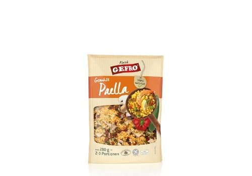 Gefro Groente Paella