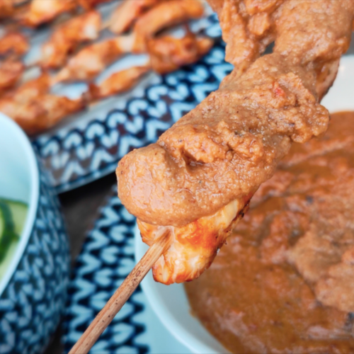 Recept: Glutenvrije satésaus, maar dan zonder pinda