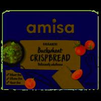 Boekweit Crispbread Biologisch