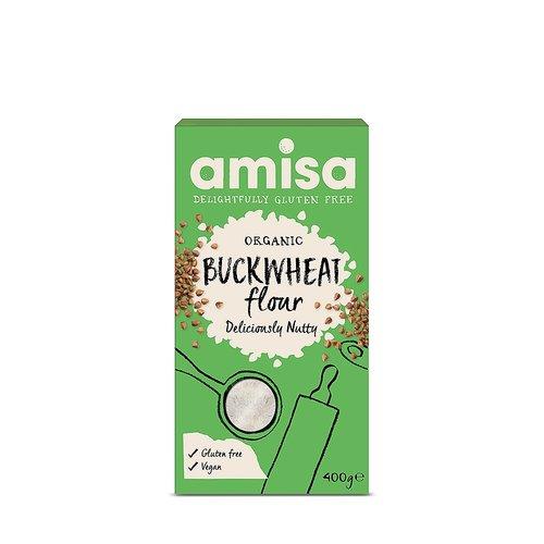 Amisa Boekweitmeel Biologisch