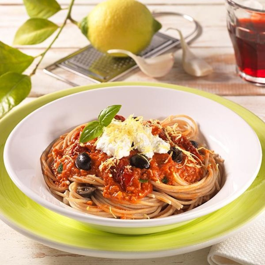 Pastasaus Bolognese Vegan
