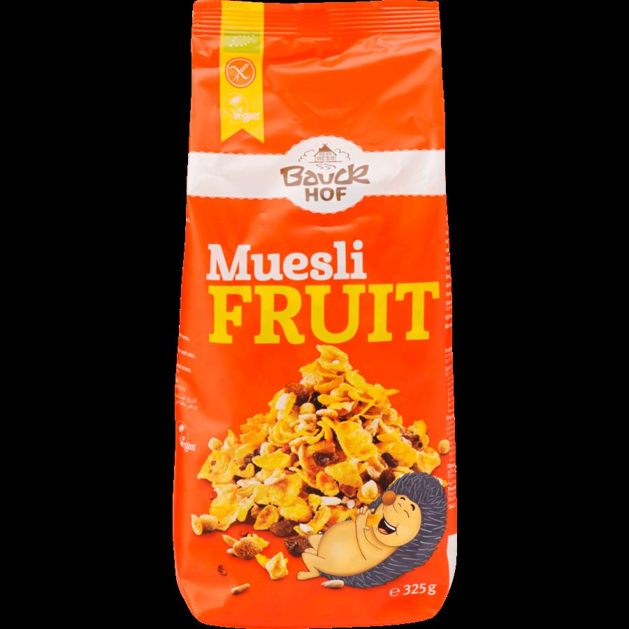 Krokante Muesli Fruit Biologisch