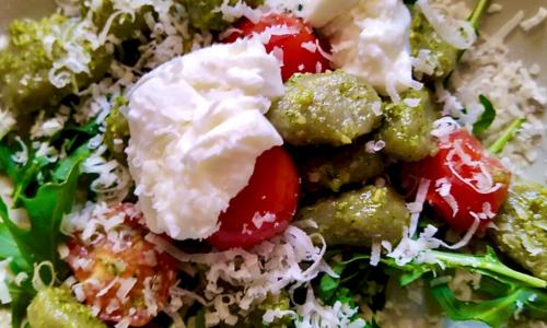 Recept: Gnocchi met pesto
