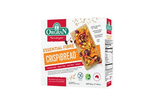 Orgran Essential Fibre Crispibread
