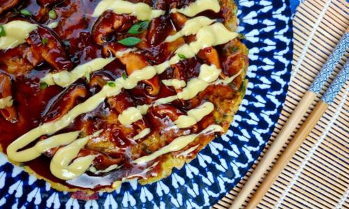 Recept: Glutenvrije Okonomiyaki (Japanse Pizza)