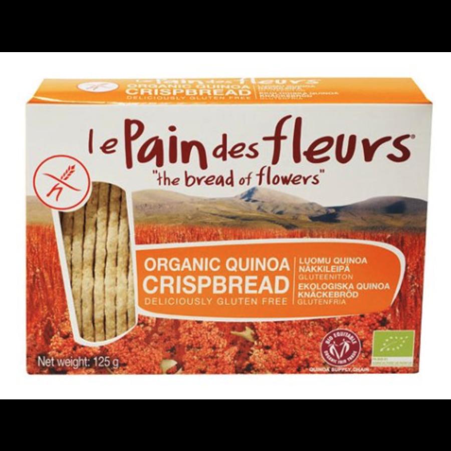 Crackers Quinoa Biologisch (THT 28-8-2020)