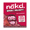 Nakd Berry Delight Framboos  Bar 4-pack