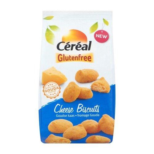Cereal Kaaskoekjes