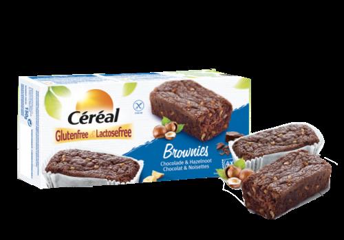 Cereal Brownies Chocolade & Hazelnoot