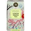 Ministry of Tea Lemon Green Tea Biologisch