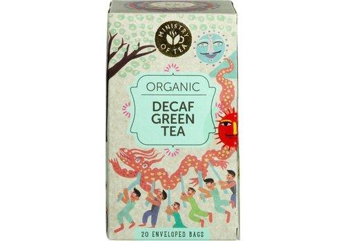 Ministry of Tea Decaf Green Tea Biologisch