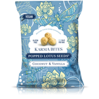 Popped Lotus Seeds Coconut & Vanilla