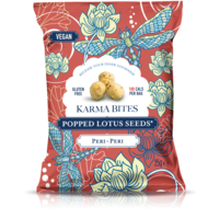 Popped Lotus Seeds Peri-Peri