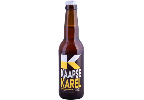 Kaapse Brouwers Karel Session IPA Fles 4,9%