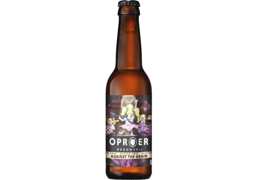 Oproer Against the Grain Imperial IPA 8,5%