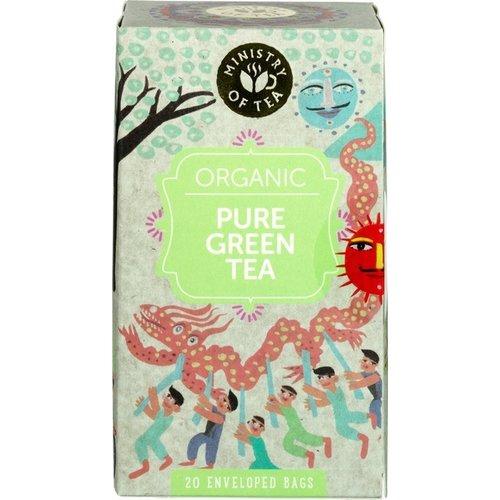 Ministry of Tea Pure Groene Thee Biologisch