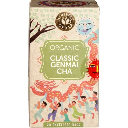Ministry of Tea Classic Genmai Cha Thee Biologisch