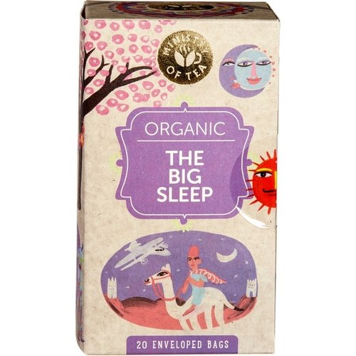 Ministry of Tea Big Sleep Thee Biologisch