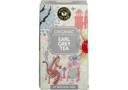 Ministry of Tea Earl Grey Thee Biologisch