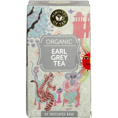 Ministry of Tea Earl Grey Thee Biologisch