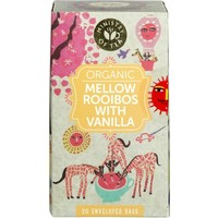 Mellow Rooibos Vanilla Thee Biologisch