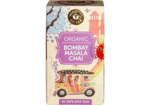 Ministry of Tea Bombay Masala Chai Thee Biologisch