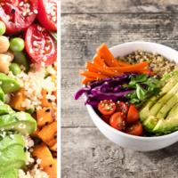 Recept: Buddha Bowl op twee manieren (vegan)
