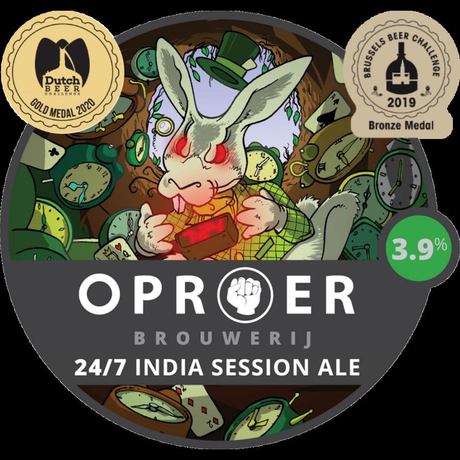 24/7 India Session Ale 3,9%