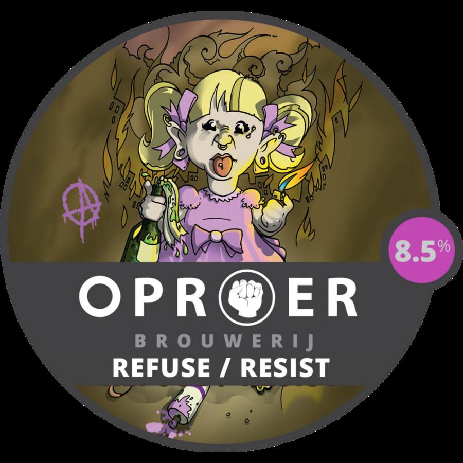 Refuse/Resist Imperial IPA 8,5%
