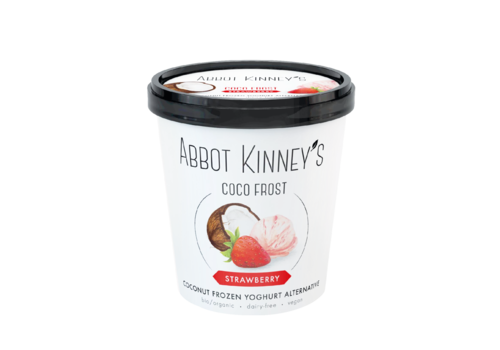 Abbot Kinney's Coco Frost Strawberry Biologisch