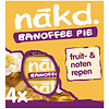 Nakd Banoffee Pie Bar 4-pack