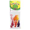 Candy Tree Fruitmix Lollies Biologisch (6 stuks)