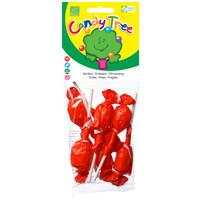 Aardbeien Lollies Biologisch (7 stuks)