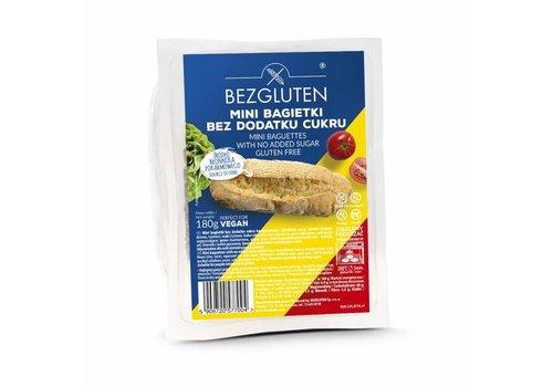 Bezgluten Mini Baguettes 2 Stuks