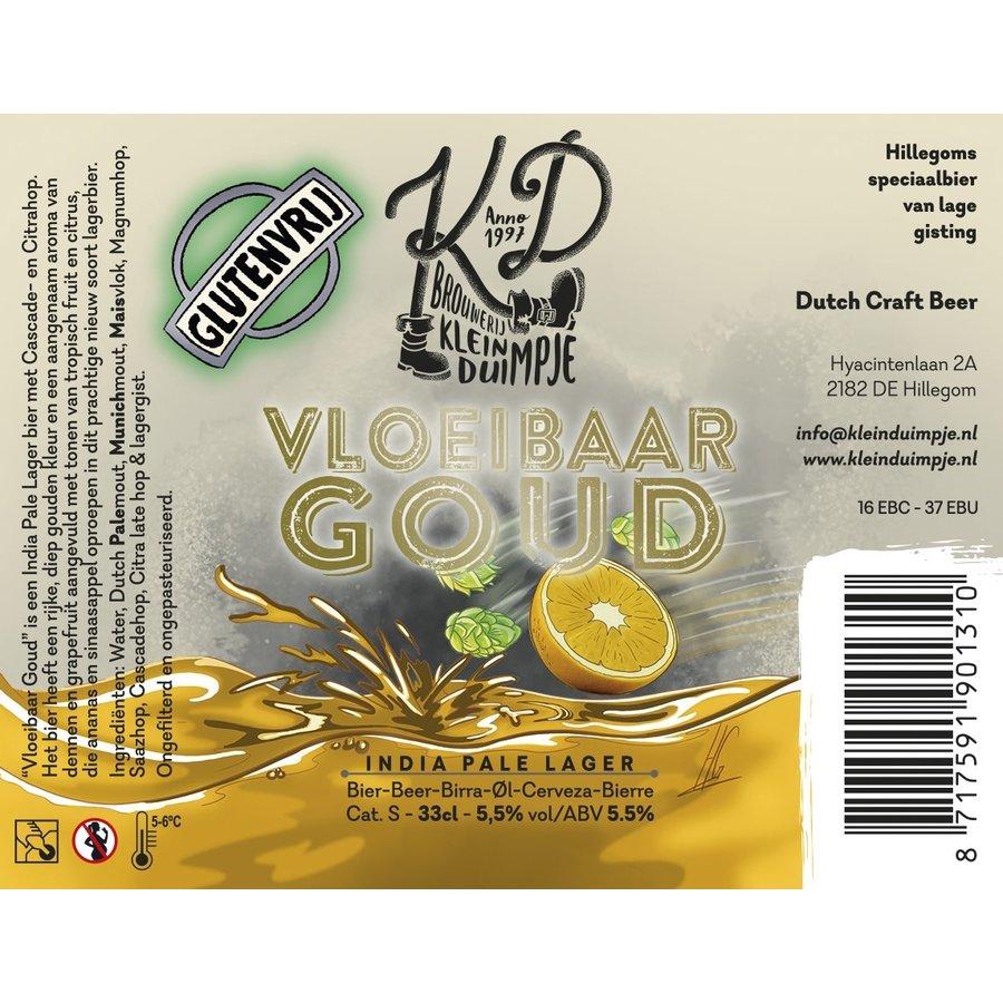 Vloeibaar Goud India Pale Lager 5,5% 33cl