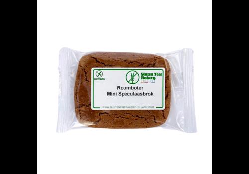 Gluten Free Bakery Roomboter Mini Speculaasbrok