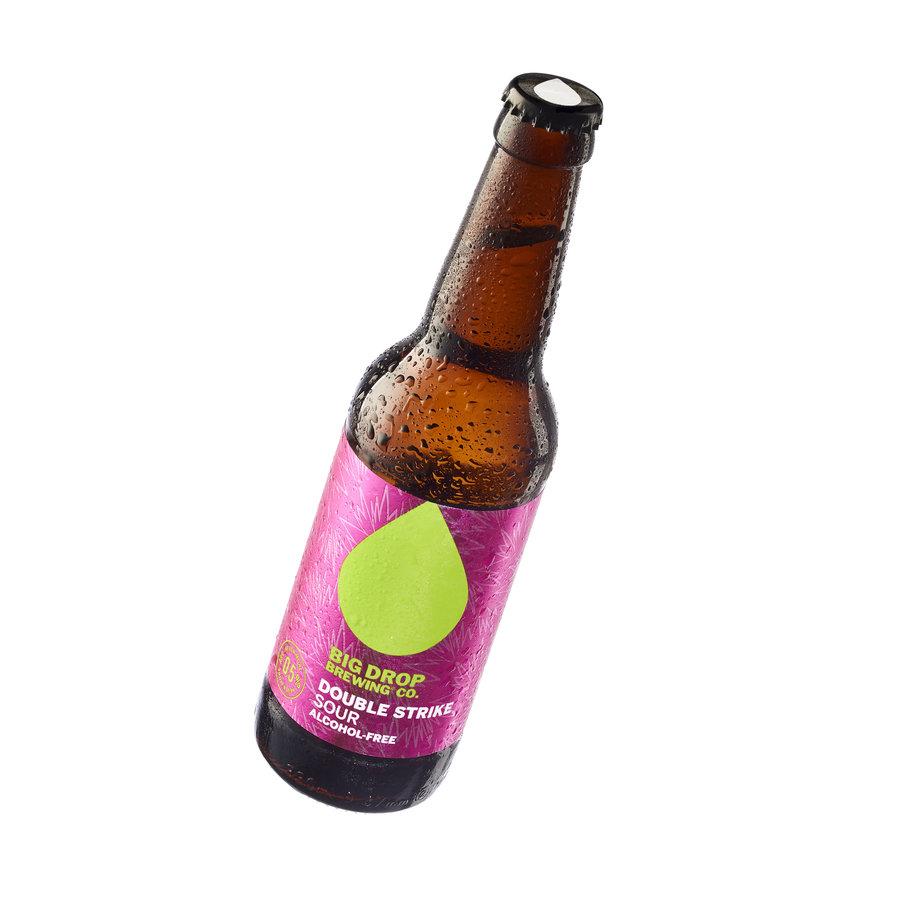Double Strike Sour Alcoholvrij Bier 0,5%