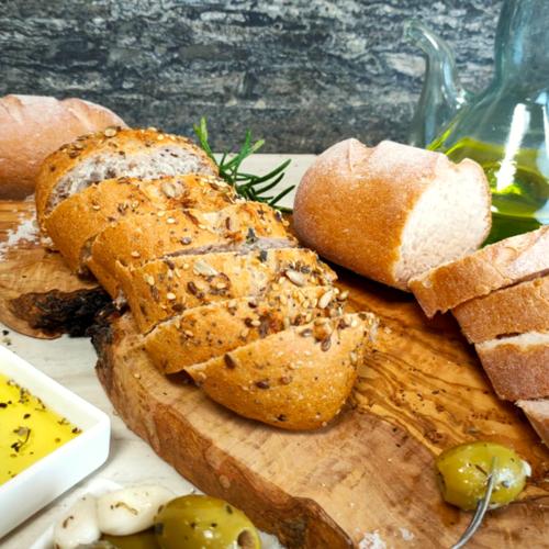 Nieuw! Verse broodjes van Odenwald