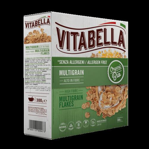 Vitabella Meergranen Cornflakes Biologisch